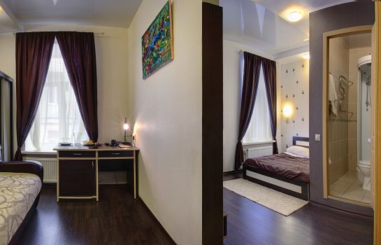 Junior suite RA Ligovskiy