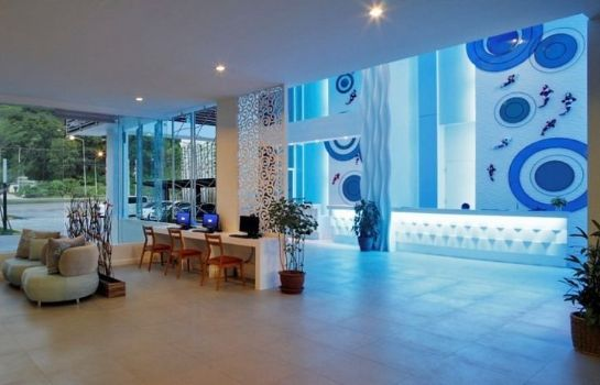 Hotelhalle A2 Boutique Resort
