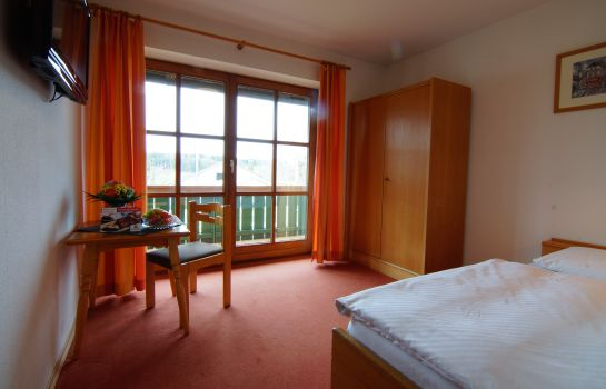 Single room (standard) Landhotel & Gasthaus Wiedmann