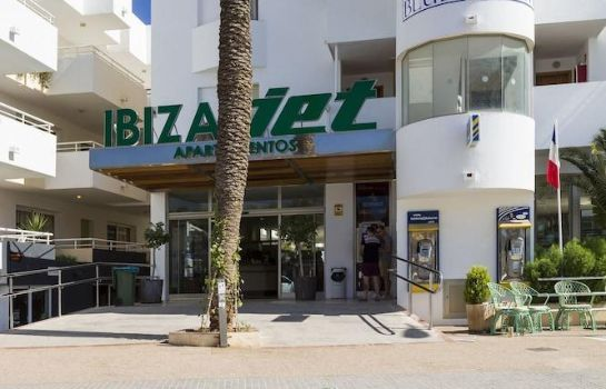 Vista all'interno Ibiza JET Apartamentos - Adults Only
