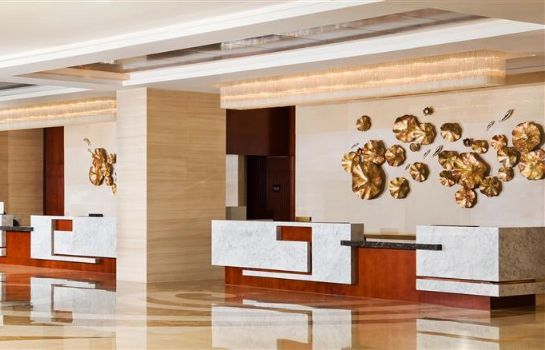 Hotelhalle Sheraton Yantai Golden Beach Resort