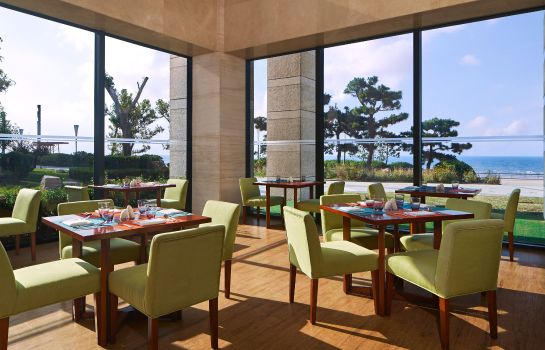 Restaurant Sheraton Yantai Golden Beach Resort