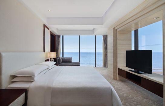 Suite Sheraton Yantai Golden Beach Resort