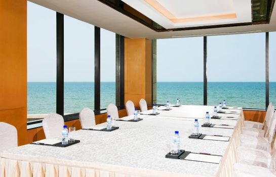 Tagungsraum Sheraton Yantai Golden Beach Resort