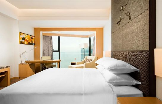 Zimmer Sheraton Yantai Golden Beach Resort
