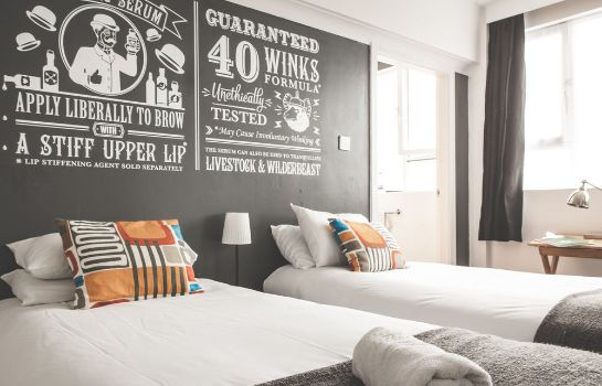 Suite Hatters Hostel Liverpool