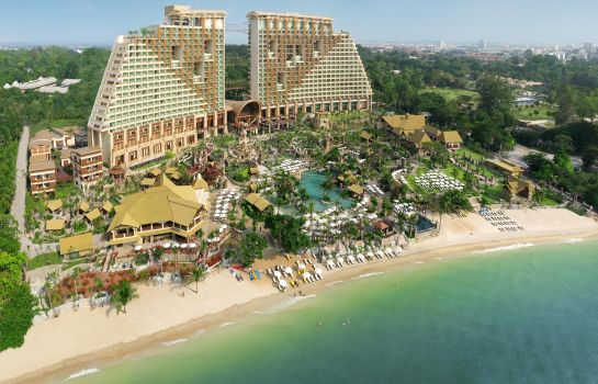 Außenansicht Centara Grand Mirage Beach Resort Pattaya