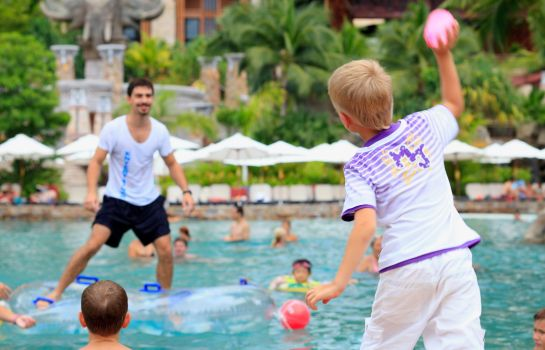 Sporteinrichtungen Centara Grand Mirage Beach Resort Pattaya
