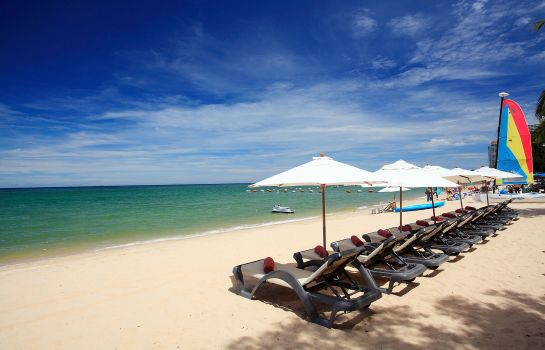 Strand Centara Grand Mirage Beach Resort Pattaya