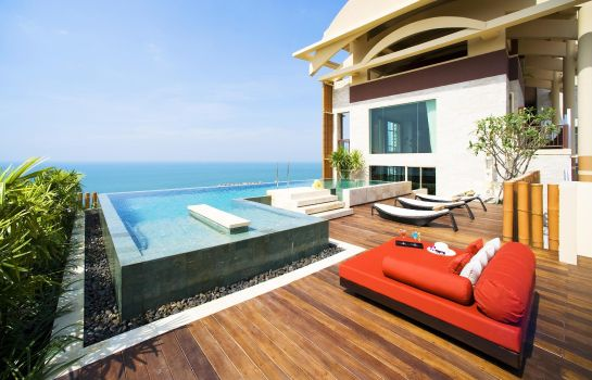 Suite Centara Grand Mirage Beach Resort Pattaya