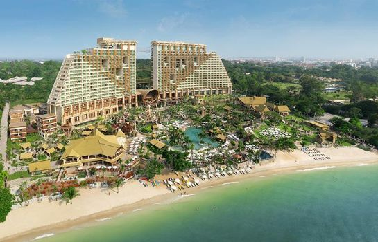 Info Centara Grand Mirage Beach Resort Pattaya