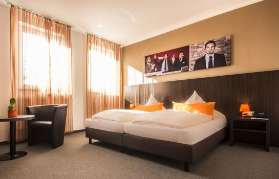 Double room (standard) GS Hotel Geiger Good Sleep