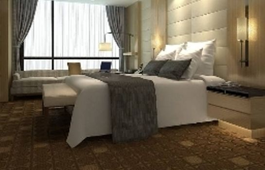Single room (superior) Crowne Plaza SHANGHAI ANTING