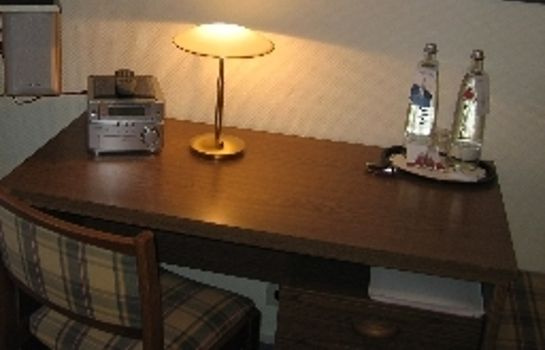 Single room (standard) Sabine Hotel-Pension