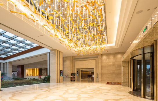 Lobby Crowne Plaza SHANGHAI ANTING