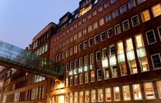 Henri Hotel Hamburg Downtown Hotel De