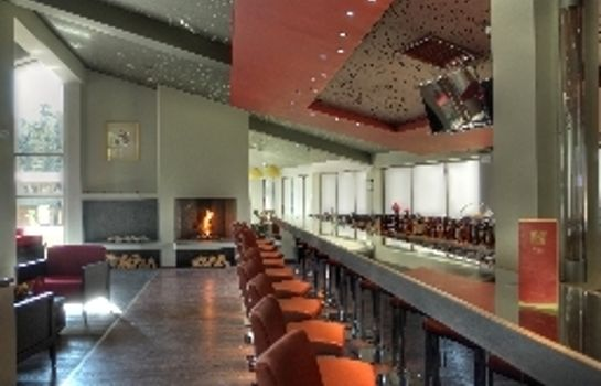 Hotel bar Euphoria Club Hotel & Spa