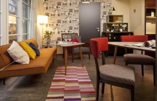 Suite Henri Hotel Hamburg Downtown