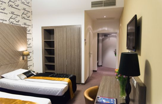 Double room (standard) Arthotel ANA Boutique Six