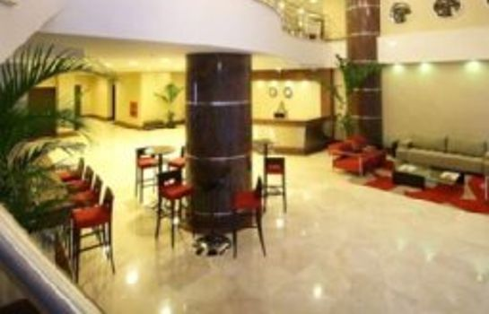 Lobby Marriott Executive Apartments Panama City Finisterre