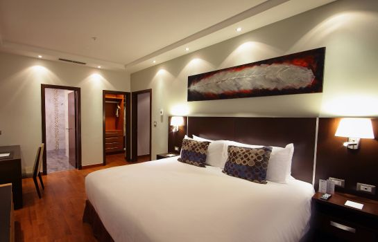 Suite Marriott Executive Apartments Panama City Finisterre