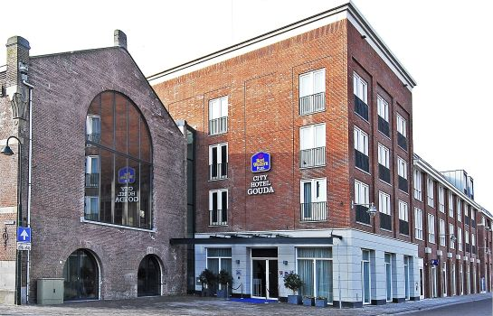 Außenansicht Best Western Plus City Hotel Gouda