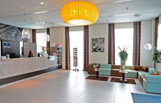 Hotelhalle Best Western Plus City Hotel Gouda