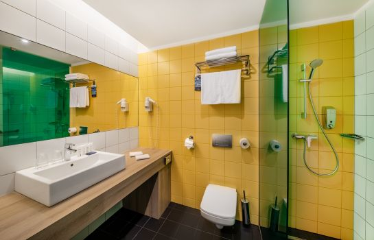Junior Suite Park Inn by Radisson Budapest