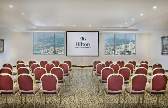Conference room Hilton Beirut Habtoor Grand