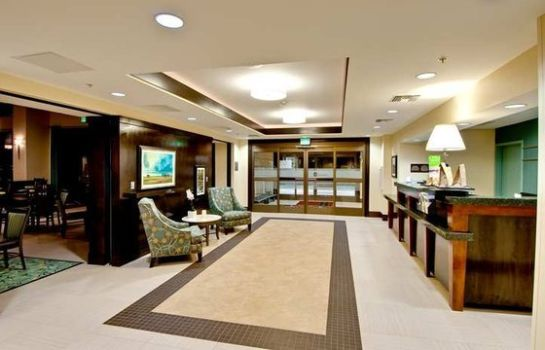 Hotelhalle Hampton Inn - Suites Mahwah NJ