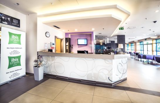 Empfang ibis Styles Walbrzych