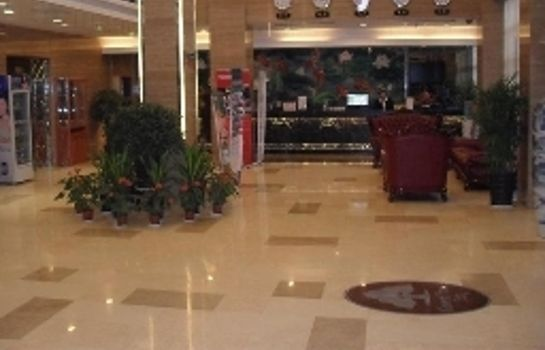 Hotelhalle Green Tree Inn Zhengyang Road Domestic only