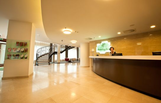 Hol hotelowy Holiday Inn LODZ
