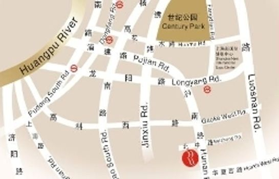 How to find us Ramada Plaza Pudong South