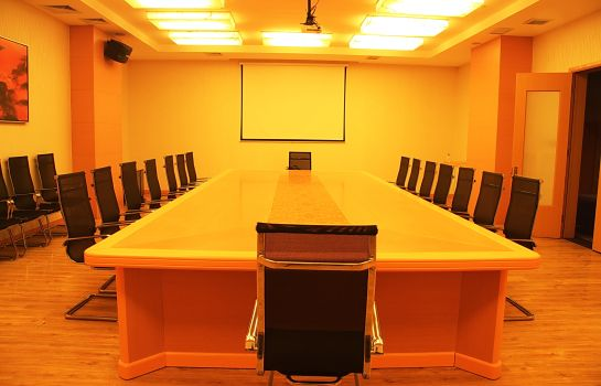 Meeting room Ramada Plaza Pudong South
