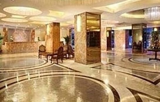 Lobby Ramada Plaza Pudong South