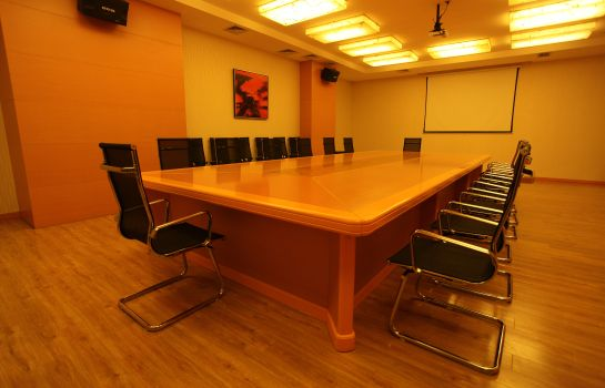 Conference room Ramada Plaza Pudong South