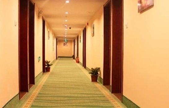 Innenansicht Green Tree Inn Jinghu High-speed Rail North Station Domestic only