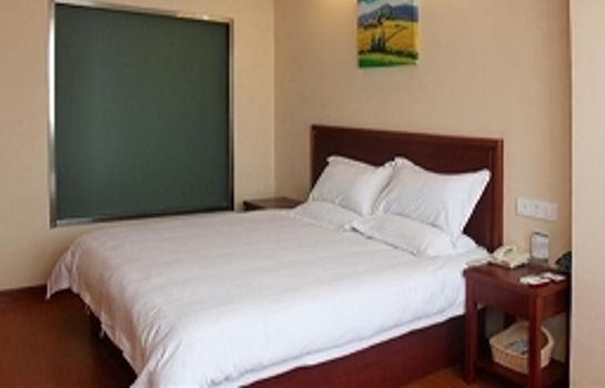 Chambre individuelle (standard) Green Tree Inn Jinghu High-speed Rail North Station Domestic only