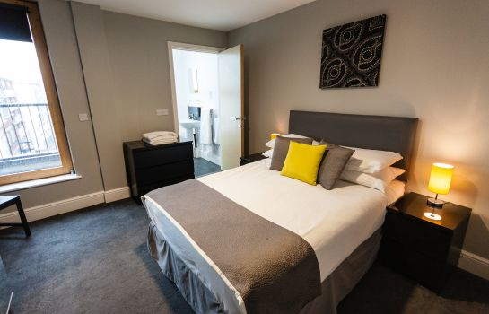 Doppelzimmer Komfort The City Warehouse Aparthotel