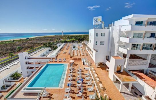 Außenansicht SBH Maxorata Resort - All inclusive