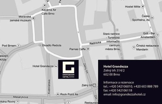 Info Grandezza Hotel Luxury Palace*****