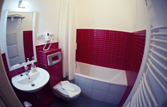 Bagno in camera Chopin Boutique B&B