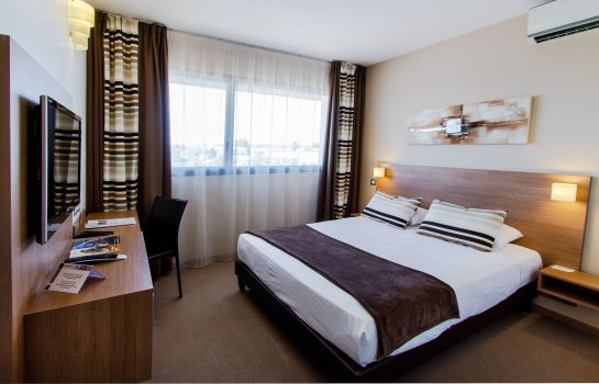Doppelzimmer Standard Forme-hotel Montpellier Sud-Est - Parc Expositions - Arena