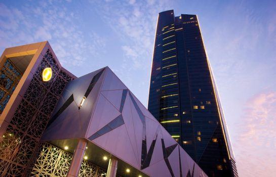 Exterior view InterContinental Hotels DOHA - THE CITY