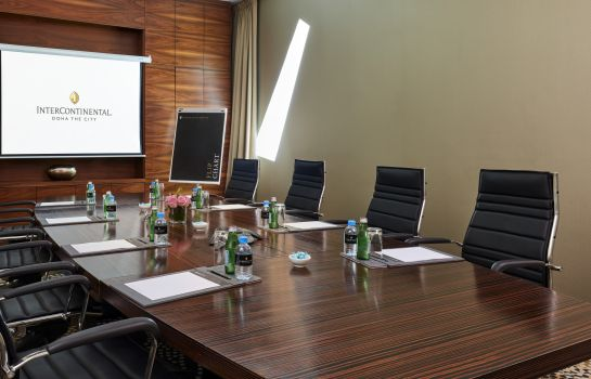 Meeting room InterContinental Hotels DOHA - THE CITY