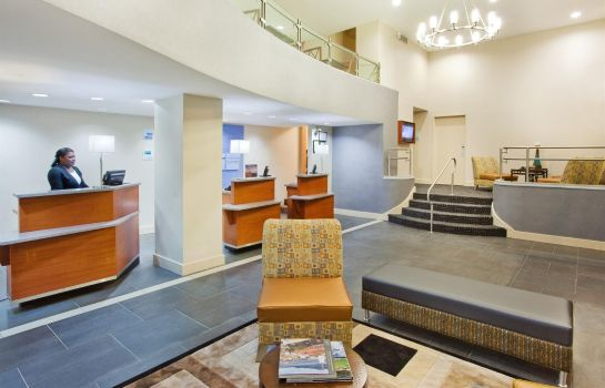 Lobby Holiday Inn Express & Suites ATLANTA DOWNTOWN