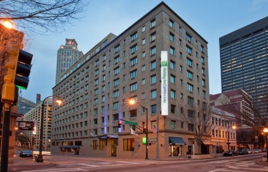 Hall Holiday Inn Express & Suites ATLANTA DOWNTOWN