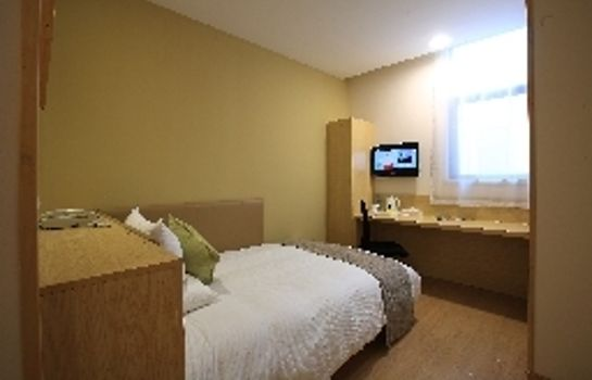 Single room (standard) JI Hotel Xujiahui Yishan Road Branch
