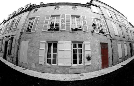 Exterior view La Porte Rouge - The Red Door Inn Chambres d'Hotes